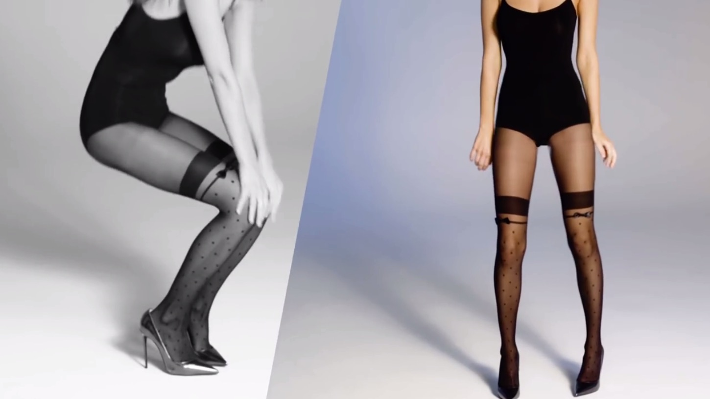 Pantyhose Commercials 96