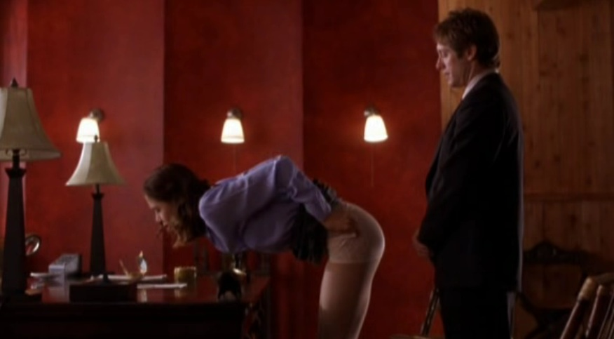 Not maggie gyllenhaal spank will