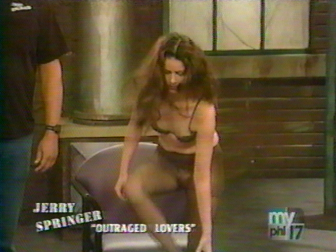 Official jerry springer trailer