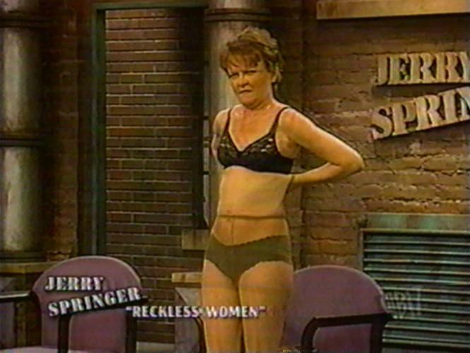 Jerry Springer Asks Ladies For Nude Photoe
