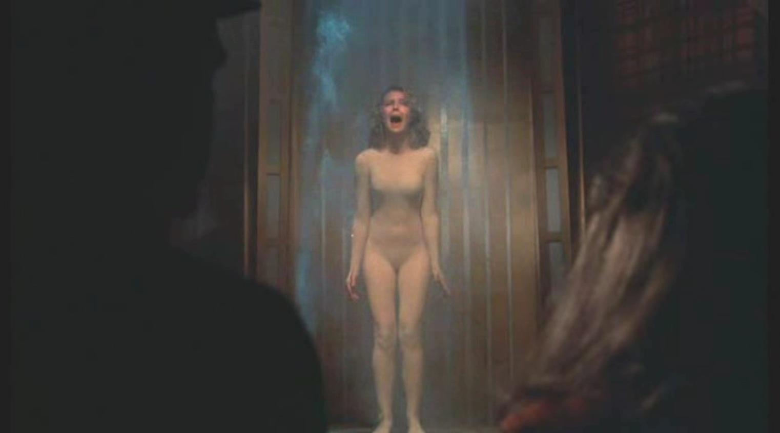 Faye grant nude
